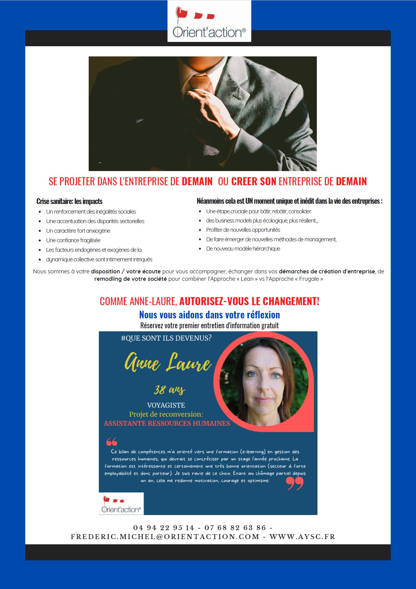 Newsletter Aout 2021 page 2