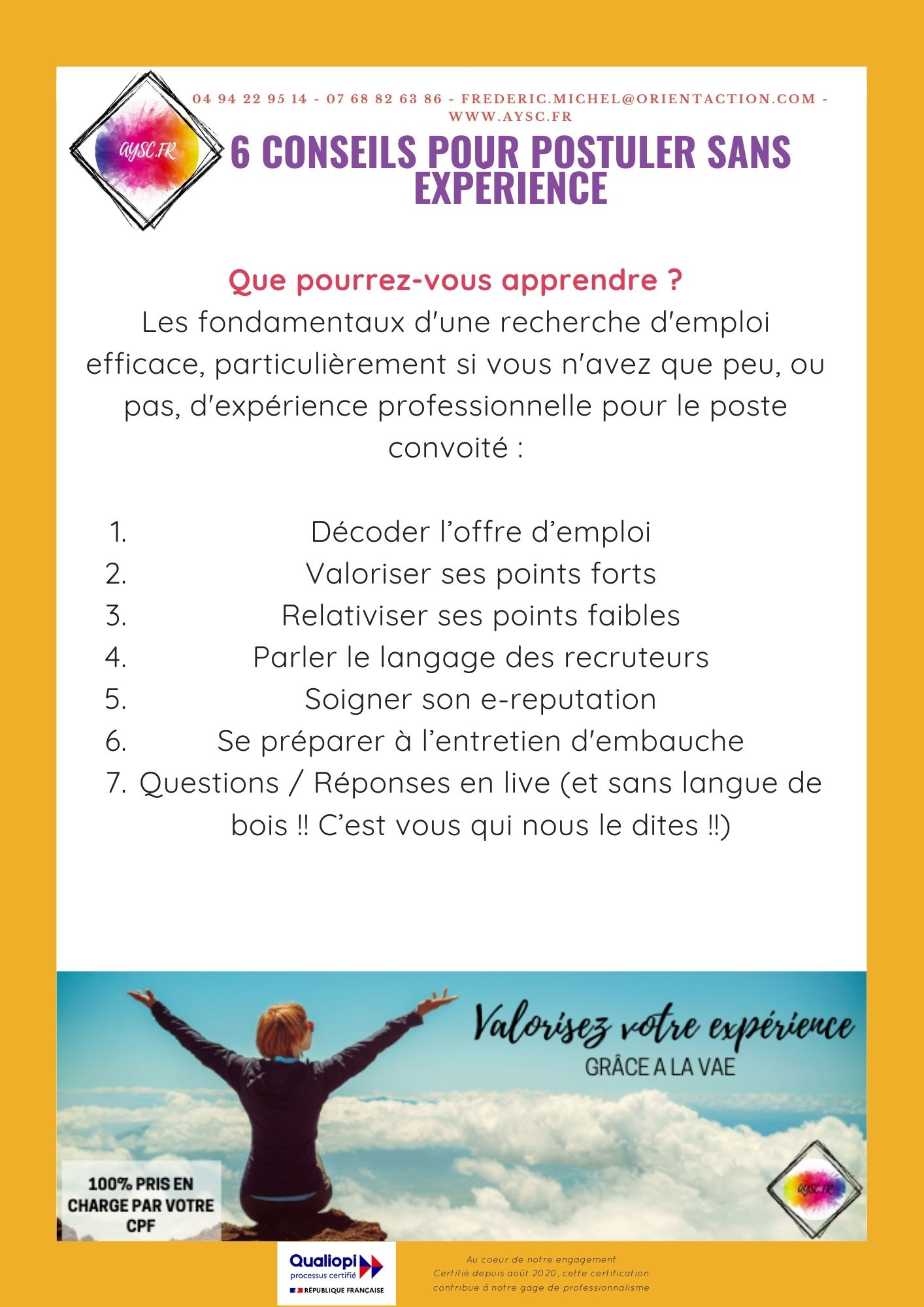 Newsletter Septembre 2021 page 2